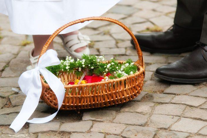 Hochzeitskorb